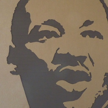 Martin Luther King, sold